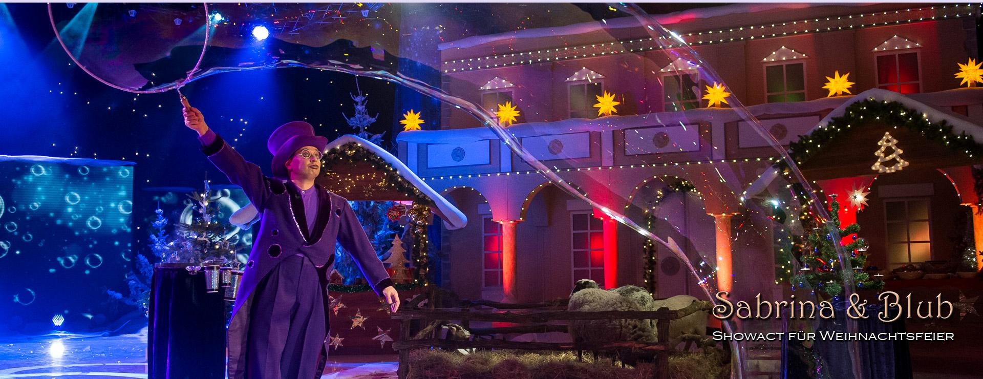 Weihnachtsfeier Unterhaltung.Unterhaltung Für Weihnachtsfeier Der Firma Top Showacts